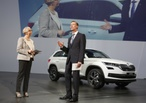 Weltpremiere des ŠKODA KODIAQ am 1. September in Berlin